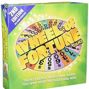 Handbags - Wheel of fortune board game 2nd edition